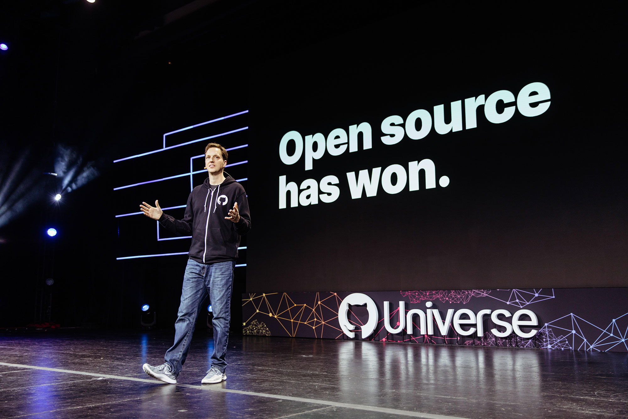 Nat Friedman - Open source has won