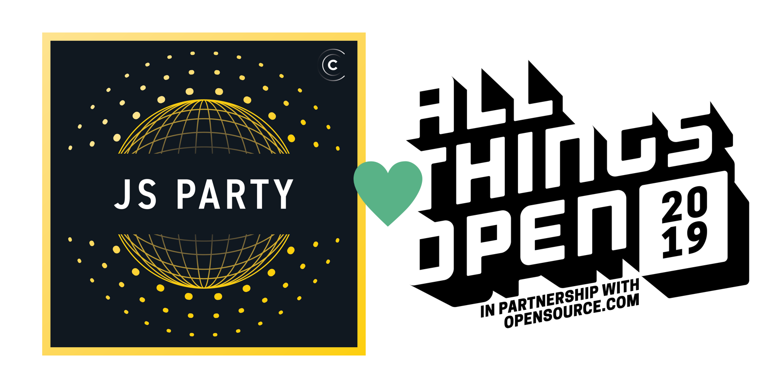 JS Party Live at All Things Open 2019