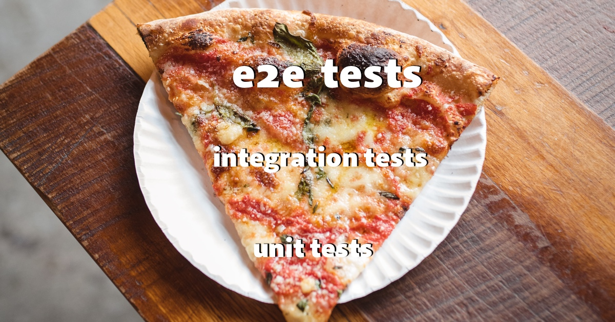 The Testing Pizza